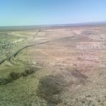 Grenzgebiet zwischen Mexiko und den USA / Copyright: GNU Free Documentation License / Quelle: Wikimedia Creative Commons
