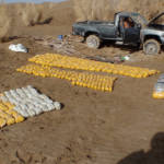 Drogentransport in Afghanistan aufgedeckt  Bild (Ausschnitt): ©  ResoluteSupportMedia [CC BY 2.0]  - Flickr