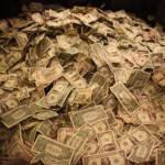 Symbolbild Geld Dollarscheine   Bild (Ausschnitt): © Nick Ares [CC BY-SA 2.0]  - Flickr