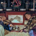 Mehrere Millionen Chinesen fröhnten dem Opium-Konsum | Bild (Ausschnitt): © Jean-Pierre Dalbéra [CC BY 2.0]  - flickr