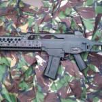 Das G36 Sturmgewehr: Heckler&Kochs Exportschlager. | Bild (Ausschnitt): ©  Keith Trivett [CC BY 2.0]  - flickr