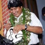 Evo Morales Evo Morales | Bild (Ausschnitt): © DPMS [CC BY-SA 2.0]  - Flickr