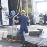 Die Küstenwache beschlagnahmte während einer Durchsuchung von acht Schmuggelschiffen vor den Küsten Mexikos eine große Ladung Kokain. In vielen Ländern Lateinamerikas wird die Pressefreiheit verletzt. Journalisten droht Gefahr, wenn sie über den Drogenhandel berichten.  | Bild (Ausschnitt): © Coast Guard News [CC BY-NC-ND 2.0]  - flickr
