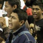 Mexiko Proteste Massenverschleppung In Mexiko fanden Proteste für die verschwundenen 43 Menschen statt | Bild (Ausschnitt): © eyespywithmy [CC BY-NC 2.0]  - flickr